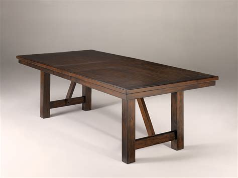 Dining Table With Extension   Zef Jam