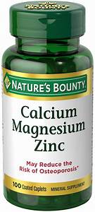 Amazon Com  Nature U0026 39 S Bounty Calcium