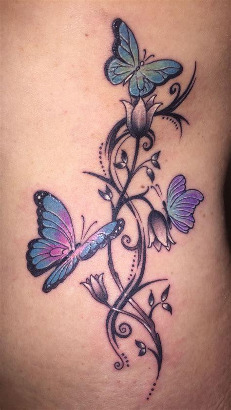 butterfly tattoo tattoos flower tattoos infinity