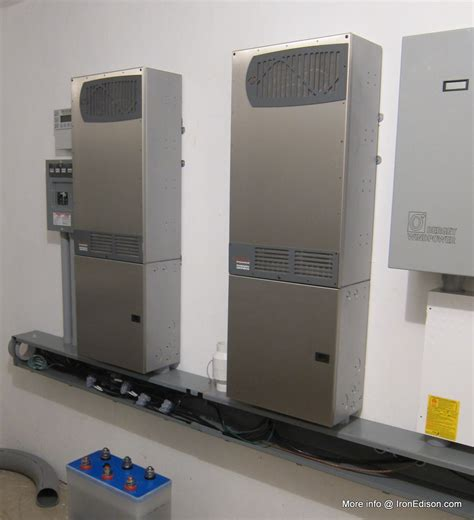 outback radian solar pre wired package storage system