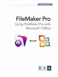 Filemaker Office How