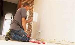 Enduire Un Mur Interieur : tutoriel conseils pour plafonner ou enduire un mur ~ Premium-room.com Idées de Décoration