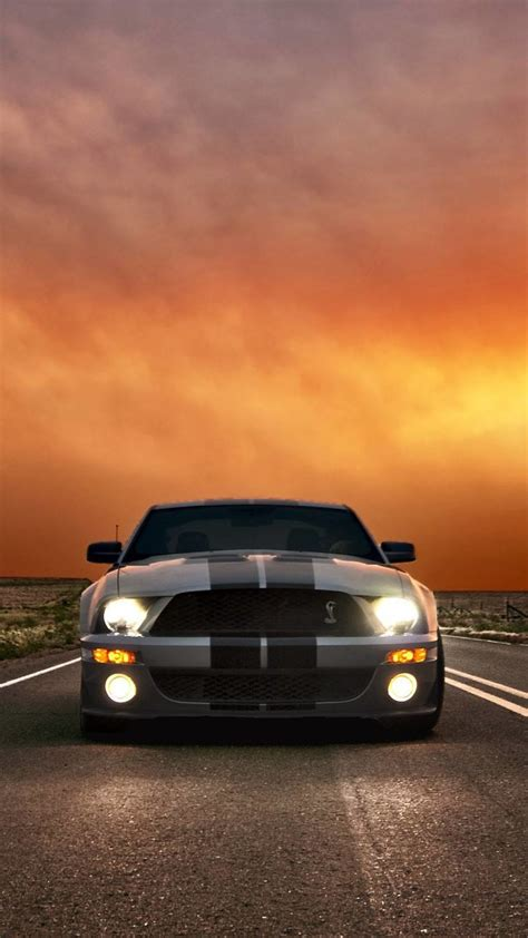 Mustang iPhone Wallpaper (76+ images)