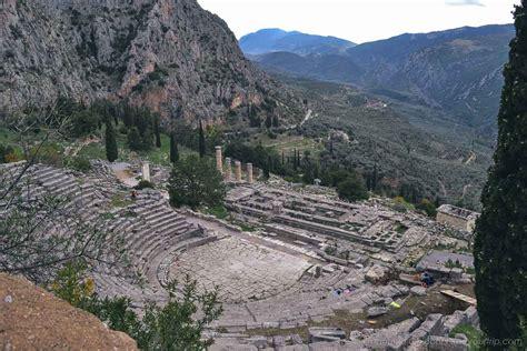 Delfi, Grecia: come e cosa visitare nel sito archeologico ...