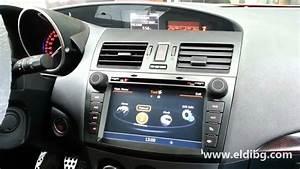 8 Inch 2010-2013 Mazda 3 MPS Navigation System GPS 3 Zone ...