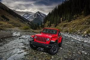 Wallpaper Jeep Wrangler Rubicon  2018  Automotive    Cars