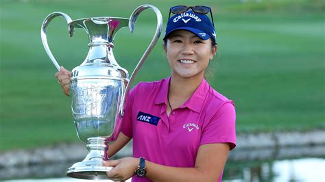Lydia Ko Becomes Youngest Two-Time Major Champion ...
