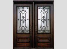 modern Wrought iron doors Wrought Iron Doors Design for