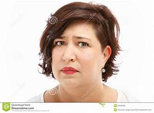 Anxious Worried Woman Royalty Free Stock Images - Image ...
