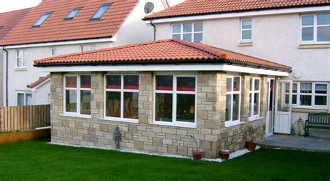garage insulation ideas sunrooms tiled roof solid or glazed fully insulated prices