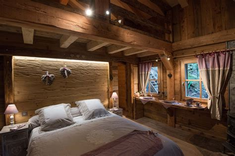 chambre chalet luxe interieur chalet luxe top neige courchevel interior