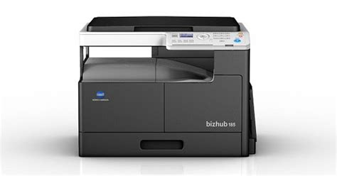 Our main goal is to share drivers for windows 7 64 bit, windows 7 32 bit, windows 10 64 bit, windows 10 32 bit, windows 7, xp and windows 8. Konica Minolta Bizhub 185 Driver Windows, Download - Konica Minolta Printer Driver