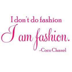 fashion quotes by designers quotesgram