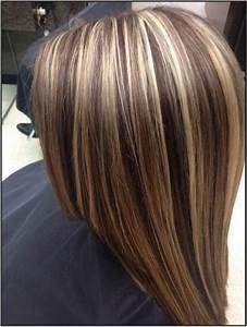 Blonde Highlights Ideas Best Brown Hair With Blonde