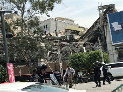 Magnitude 7.1 Earthquake Kills Dozens