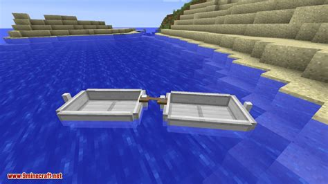 Minecraft Boat And Chest by Moar Boats Mod 1 12 2 More Functionnalities To Boats