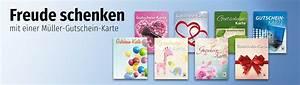 Müller Foto Gutschein : geschenkgutscheine m ller ~ Orissabook.com Haus und Dekorationen