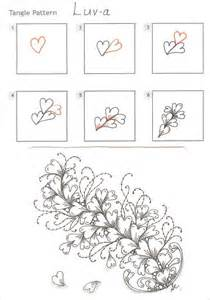 How to Draw Zentangle