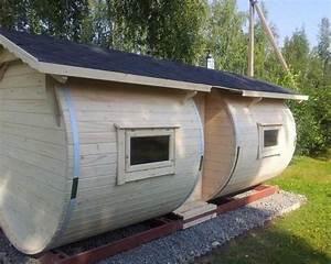 Mobile Sauna Für Zuhause : die besten 25 saunafass ideen auf pinterest fasssauna sauna und gartensauna ~ Sanjose-hotels-ca.com Haus und Dekorationen