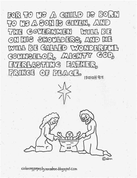 christmas bible verses for preschoolers coloring pages with verses coloring pages 664