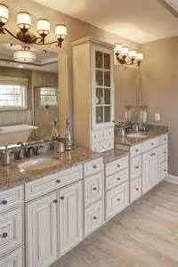 master bathroom cabinet ideas 17 best ideas about granite bathroom on