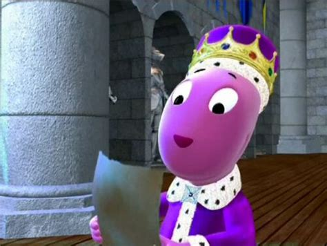 king austin  backyardigans wiki