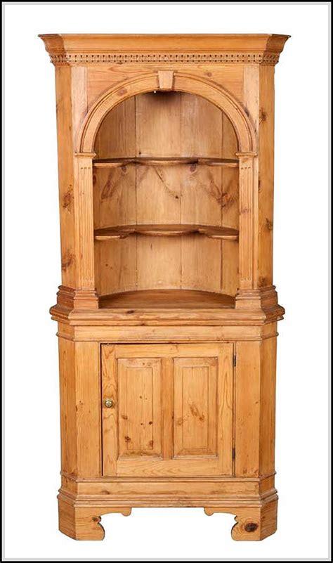 antique corner curio cabinet antique corner cabinet vintage and aesthetic home