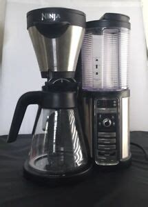 Using the one machine, any user can brew multiple sizes of filter coffee— from a full carafe to a strong how to deep clean the ninja coffee bar with vinegar. Ninja Coffee Bar CF080A High Quality Automatic Drip Coffee Maker 622356540025 | eBay