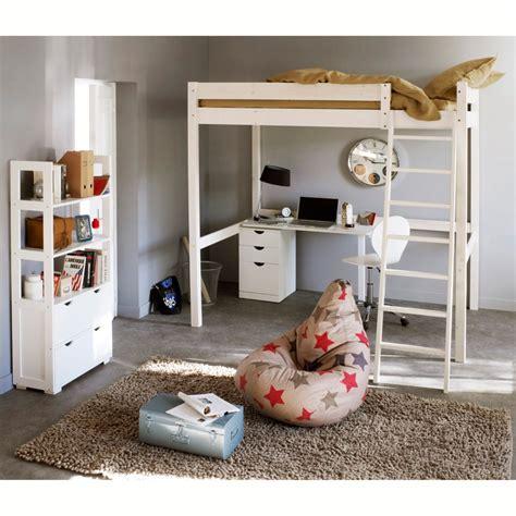 chambre ado lit mezzanine 60 lits mezzanine pour gagner de la place décoration