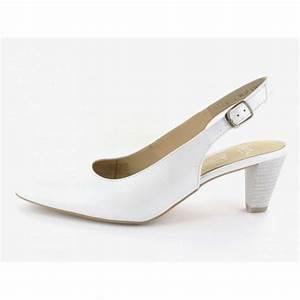Weiße Schuhe Damen Hochzeit : ara sling pumps weiss damen schuhe hochzeit tvqceelyt ~ Eleganceandgraceweddings.com Haus und Dekorationen