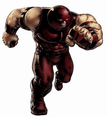 Juggernaut Marvel Comic Profile Classic Universe Captain