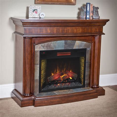 electric fireplaces clearance aspen infrared electric fireplace mantel package in