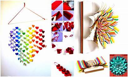 3d Projects Wall Creative Texture Space Crafts