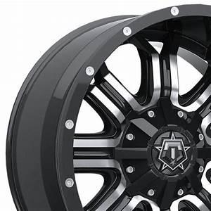 Tis Online : tis 535mb gloss black with machined face wheels ~ A.2002-acura-tl-radio.info Haus und Dekorationen