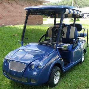 Golf Cart Excalibur Gt Body Kit Fits Txt And Precedent