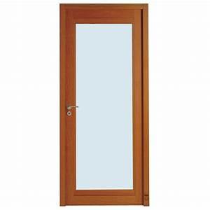 porte d'intérieur bois Peguy vitrée Pasquet menuiseries