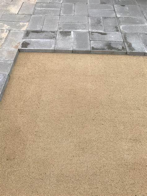 how much are pavers installed how to install a custom paver patio room for tuesday blog
