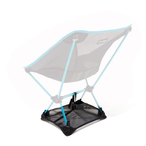 Helinox Ground Chair Uk by Helinox Chair One Ground Sheet Prevents Sinking Into Snow