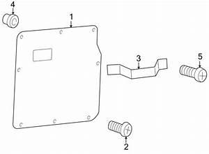 2000 Volkswagen Passat Sel Door Interior Trim Panel Retainer  Rear   Clip  Cap  Fastener