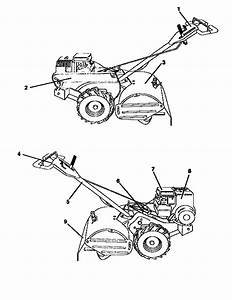 Decals Diagram  U0026 Parts List For Model 917295554 Craftsman