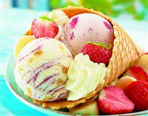 Delicious Ice Cream Cone Pictures, Photos, and Images for ...