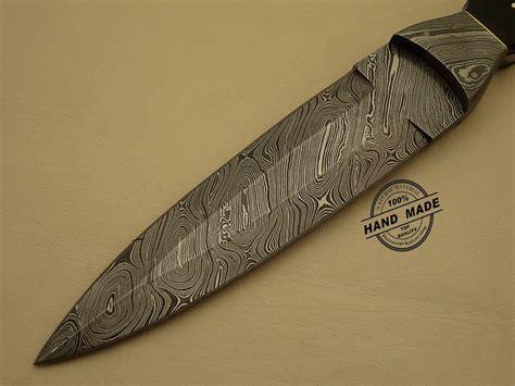 steel kitchen knives professional damascus dagger knife custom handmade