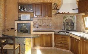 Cucine Moderne Cucine Moderne Muratura Con Isola Ispirazioni Design dell'architettura