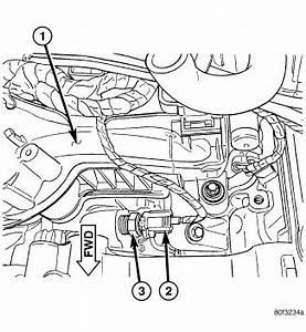 Dodge Stratus 2005 2 7 Starter Location Dodge Get Free