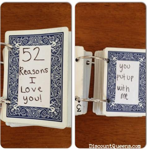 """52 Weeks Of Pinterest Week 6  """"52 Reasons I Love You"""