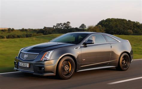 2014 cadillac cts v coupe photos informations articles