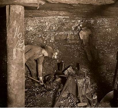 Coal 3d Miners Mine Underground Digging Gifs