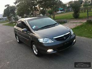 Honda City I