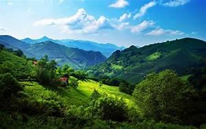 Green Hills Wallpapers
