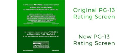 trailer ratings psd template freebie movie marketing pack